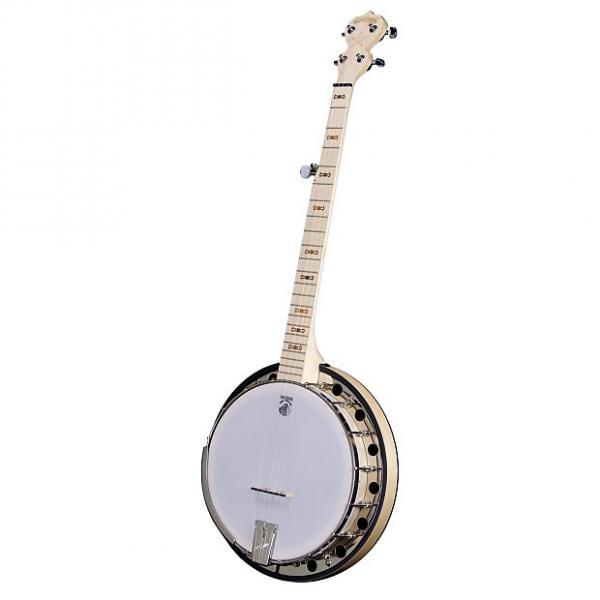 Custom NEW Deering Goodtime Two Resonator Banjo - Free Gig Bag! #1 image