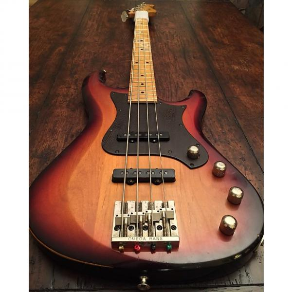 Custom Knaggs Chesapeake Severn Bass 4 T3 Tri Burst (light relic) #1 image