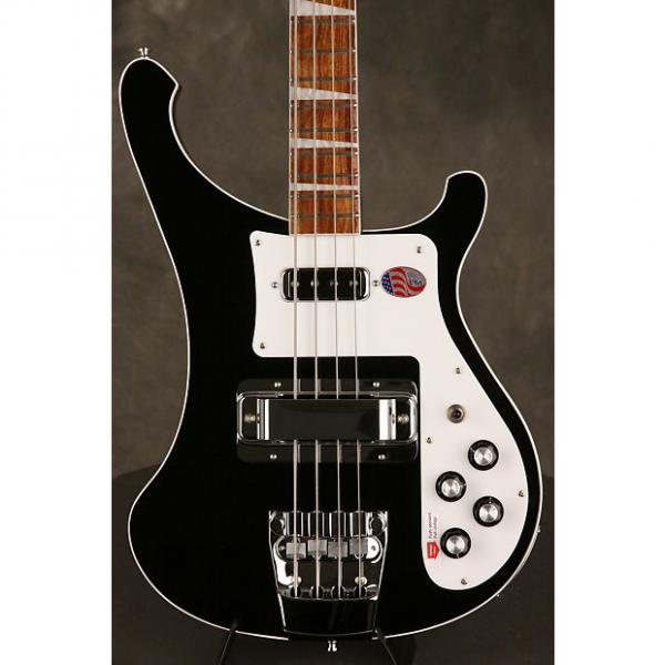 Custom Rickenbacker 4003 Bass unplayed 2017 Jetglo #1 image