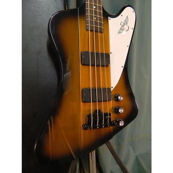 Custom Gibson Thunderbird 2006 Vintage Sunburst #1 image