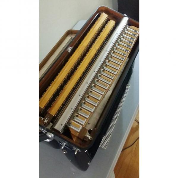 Custom accordion DALLAPE SUPER MAESTRO 1960 Black #1 image
