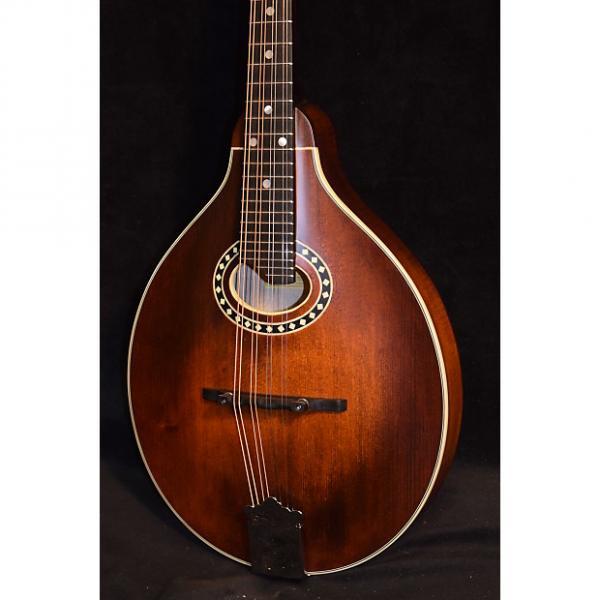 Custom Eastman MD304 A Style Oval Mandolin #1 image
