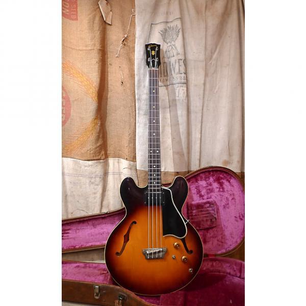 Custom Gibson EB-2 1959 Sunburst #1 image