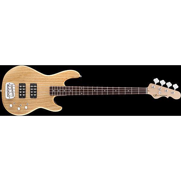 Custom G&L Tribute Series L-2000 Electric Bass - Natural Gloss #1 image
