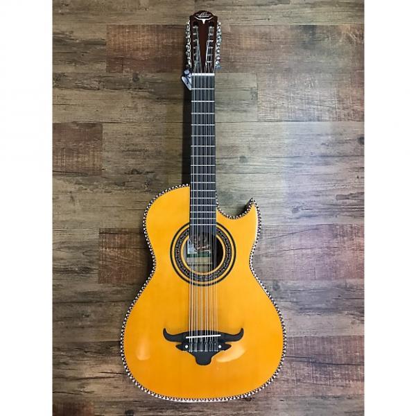 Custom Oscar Schmidt Bajo Sexto Solid Cedar OH50S #1 image