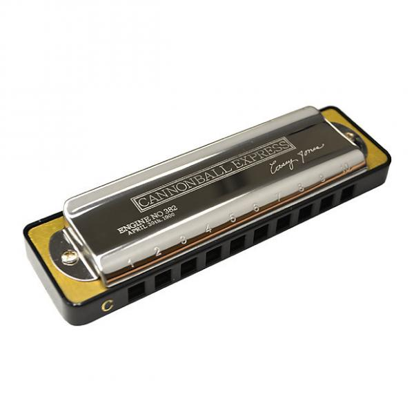 Custom Excalibur Weltbesten - Casey Jones Signature Model Harmonica - Key of C #1 image