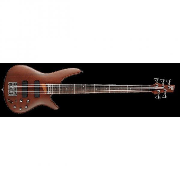 Custom IBANEZ SR505 BM BASS GUITAR - Brown Mahogany #1 image