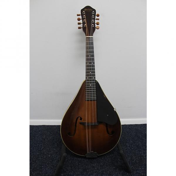 Custom Martin 2-15 A-Style Mandolin 1950 #1 image