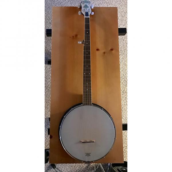 Custom Flinthill FHB-50 Open Back Resonator Banjo #1 image