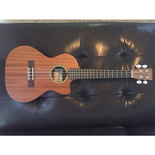 Custom Cordoba 20TM-CE Tenor Cutaway Acoustic/Electric Ukulele #1 image