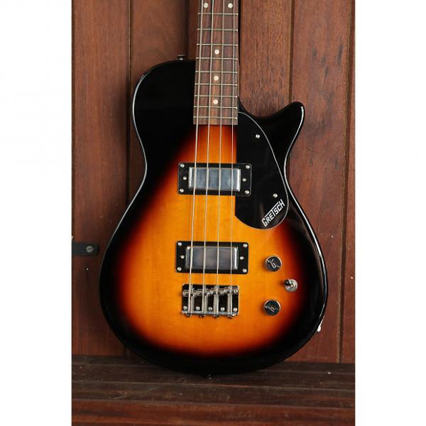 Custom Gretsch G2220 Jr Jet Solidbody Bass Sunburst #1 image
