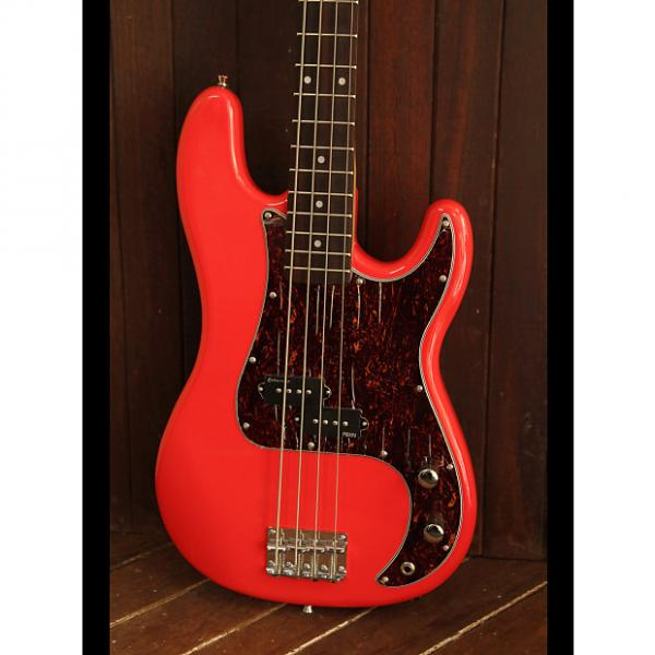 Custom Revelation RPB-65 Vintage Style Bass Guitar #1 image