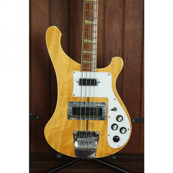 Custom *NEW ARRIVAL* Rickenbacker 4001 Bass Guitar Vintage 1978 #1 image