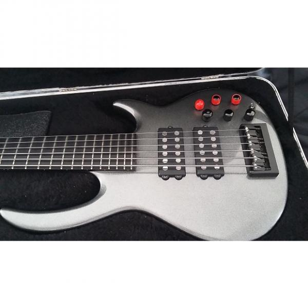 Custom Carvin BB-76P Oyster Pearl #1 image