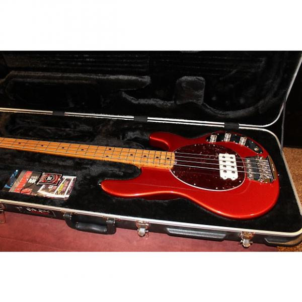 Custom Music Man Stingray Classic 2014 Deep Red Sparkle #1 image