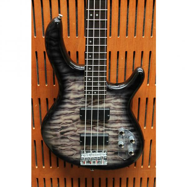 Custom Pre-Owned Cort Action DLX 4 String Active Bass #1 image