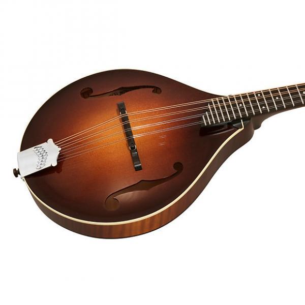 Custom Collings MT A-Model Mandolin Fully Carved Sunburst #1 image