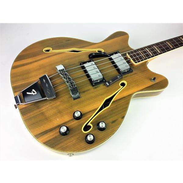 Custom Fender Coronado II Bass 1967 Wildwood #1 image