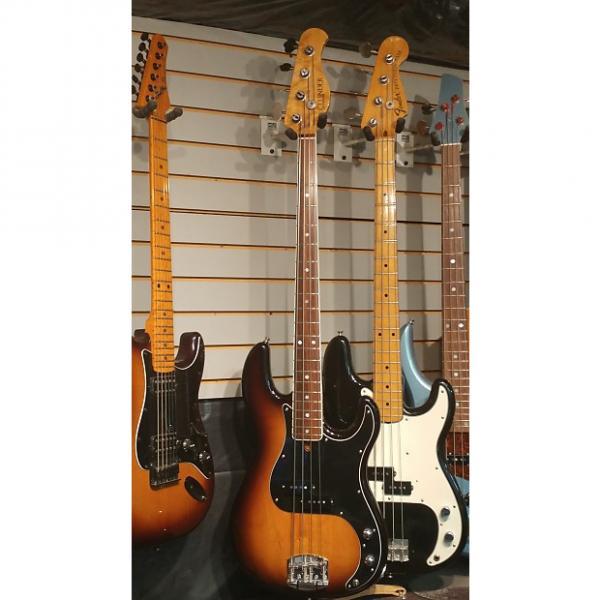 Custom Celinder P bass 2 Color Sunburst #1 image