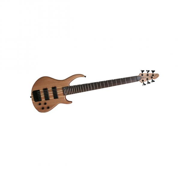 Custom Peavey Grind Bass 6 - 6 String Natural #1 image