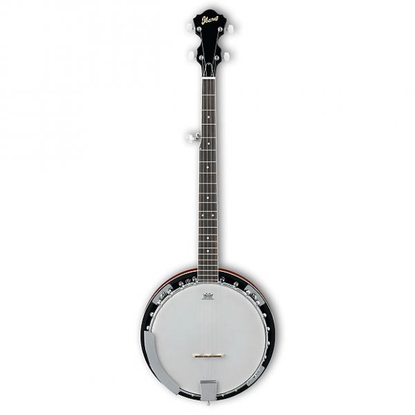 Custom Ibanez B50 5 String Banjo Mahogany #1 image