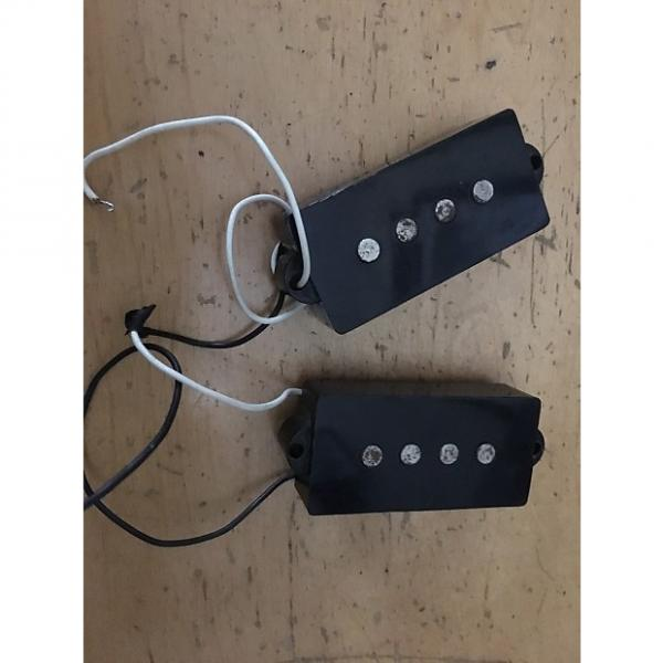 Custom Fender Precision Bass Pickups #1 image