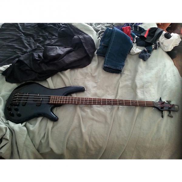 Custom Ibanez Soundgear Bass 1990s Dark Blue (MIJ) #1 image