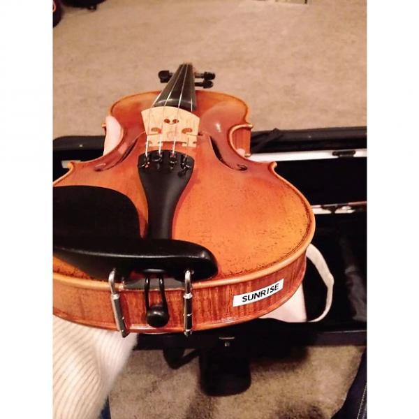 "Custom Rutman Violin ""Sunrise"" 2010s natrual #1 image"