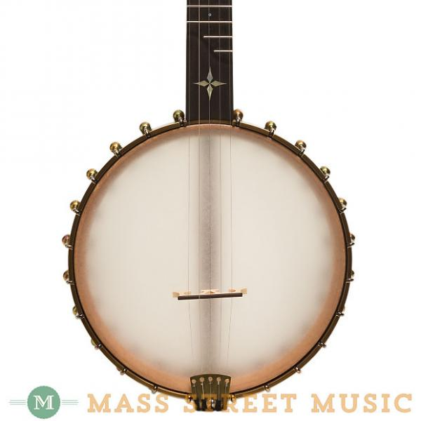 """Custom OME Banjos - Wizard 11"""" Open-Back #1 image"""