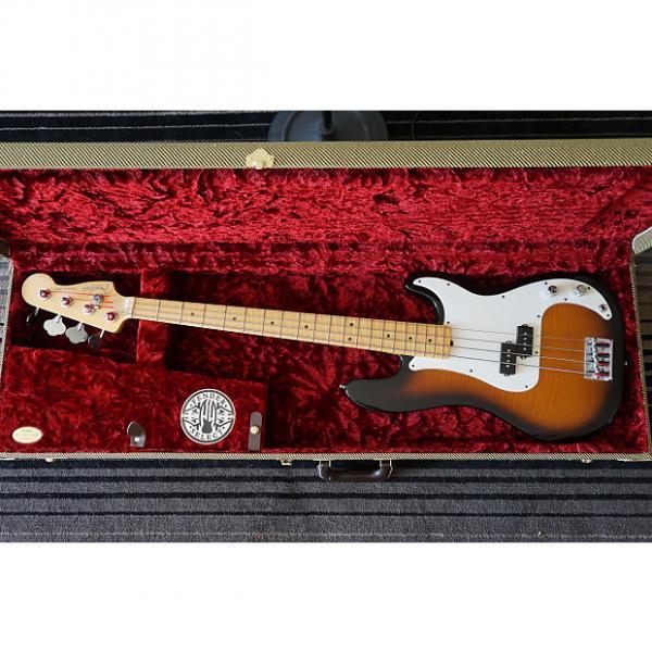 Custom Fender P Bass - Fender Select 2012 USA !!!Better than new!!! Kopa Custom Guitars tune up #1 image