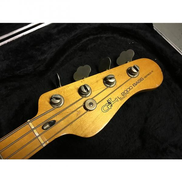 Custom G&L L 2000 series e 1982 vintage bass #1 image