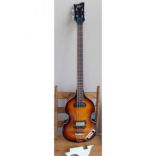 Custom Hofner Bass #1 image