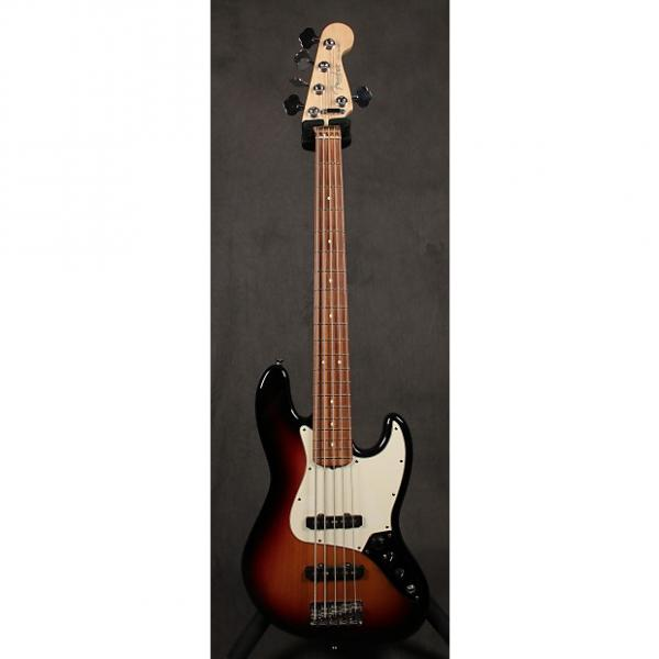 Custom 2006 Fender American Jazz Bass 60th Anniversary 3 Tone Burst #1 image