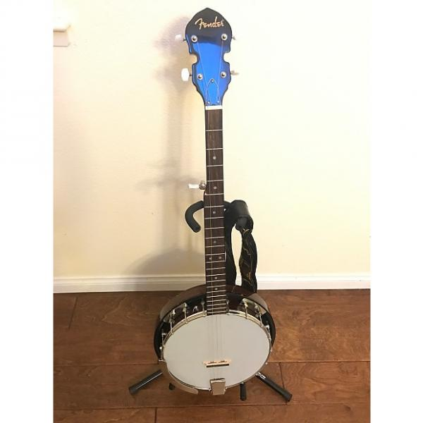 Custom Fender Banjo Brown #1 image