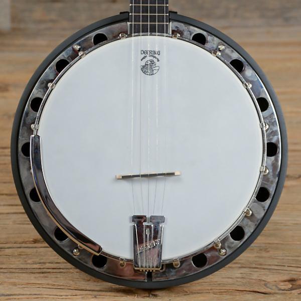 Custom Deering Goodtime Midnight Special 5-String Banjo USED #1 image