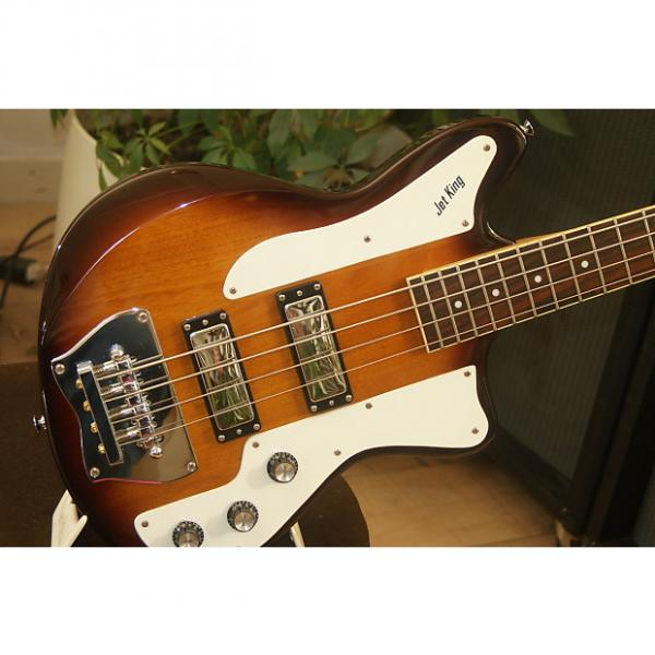 Custom Ibanez Jet King bass #1 image
