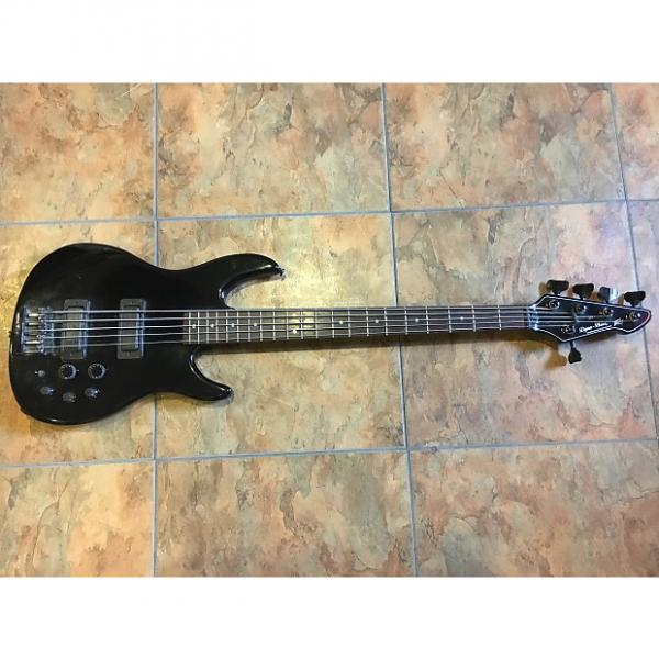 Custom Peavey Dyna 5 String Electric Bass Guitar Made in USA #1 image