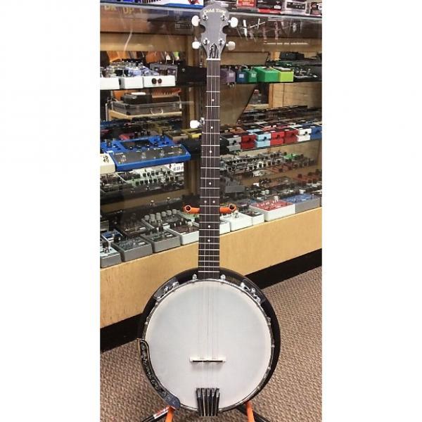 Custom New Gold Tone CC-BG Cripple Creek 5-String Banjo Package #1 image