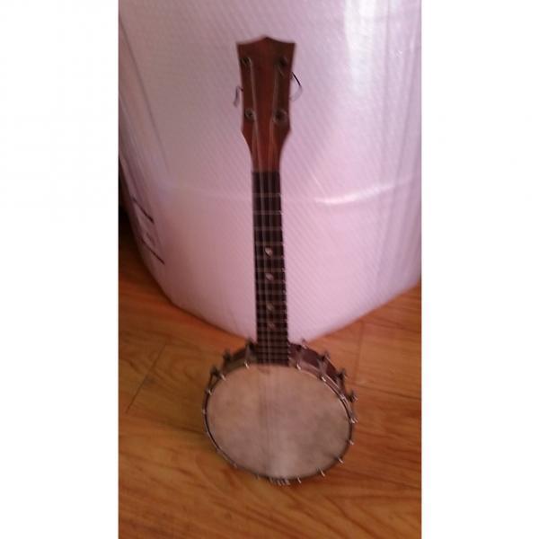 Custom Banjo uke Banjo uke pre 1940s #1 image