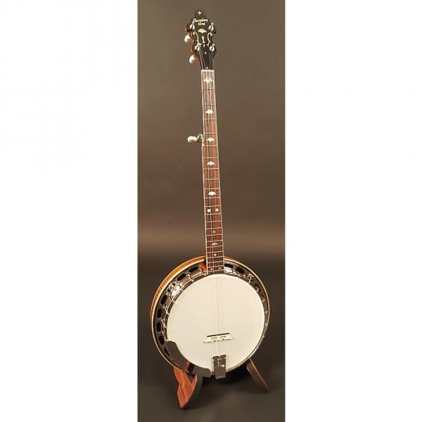 Custom Recording King RK-M5 USA Series Maple Resonator Banjo #1 image