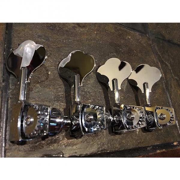 Custom Fender American Special Precision 2011 Chrome #1 image