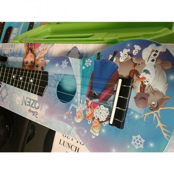 Custom Disney 4 String Ukulele  Frozen PRICE DROP  $40 #1 image