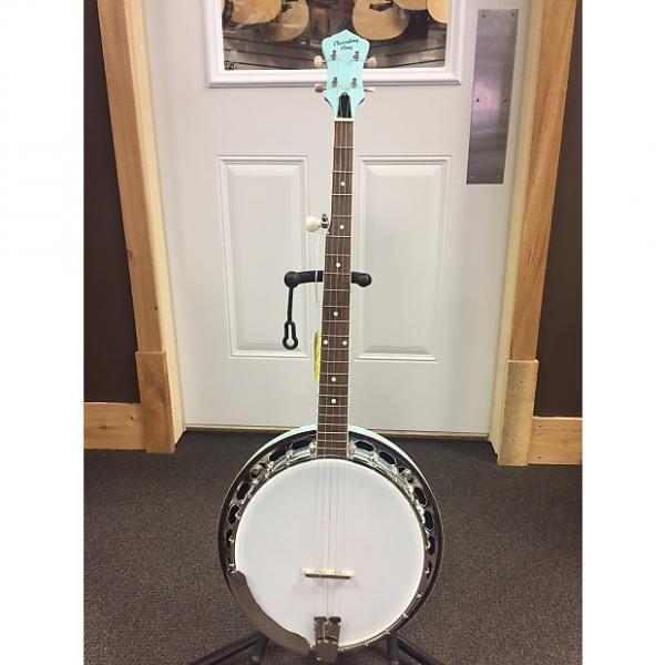 Custom Recording King RKS-06 Banjo Sky #1 image