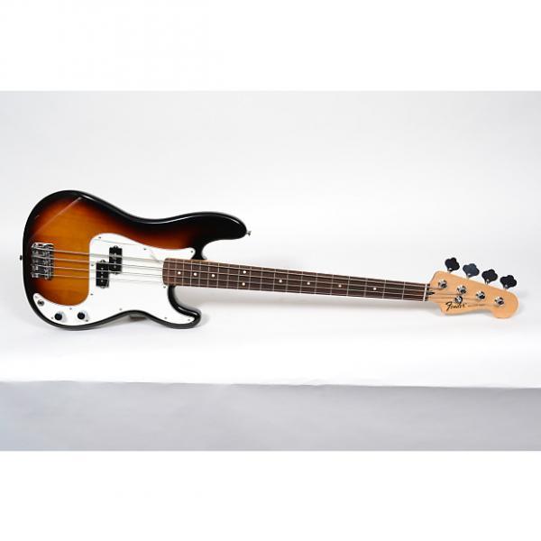 Custom Fender Standard Precision Bass - Rosewood Fretboard - Brown Sunburst Finish #1 image