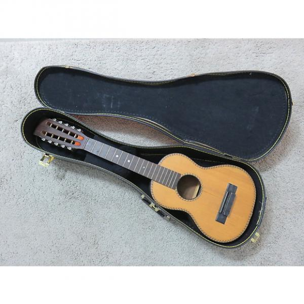 Custom Rare 1940s 10 String Regal Tiple Ukelele Uke Guitar Ditson Washburn Martin Needs Strings #1 image