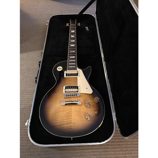 Custom Gibson Les Paul Classic 2015 Tobacco Burst #1 image