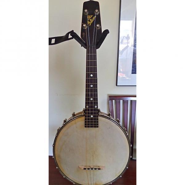 Custom Gibson Trap Door Banjo Ukulele - Very Rare and Undervalued! #1 image