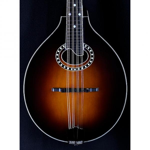 Custom Eastman MD504 A-Style O-Hole Mandolin #1 image