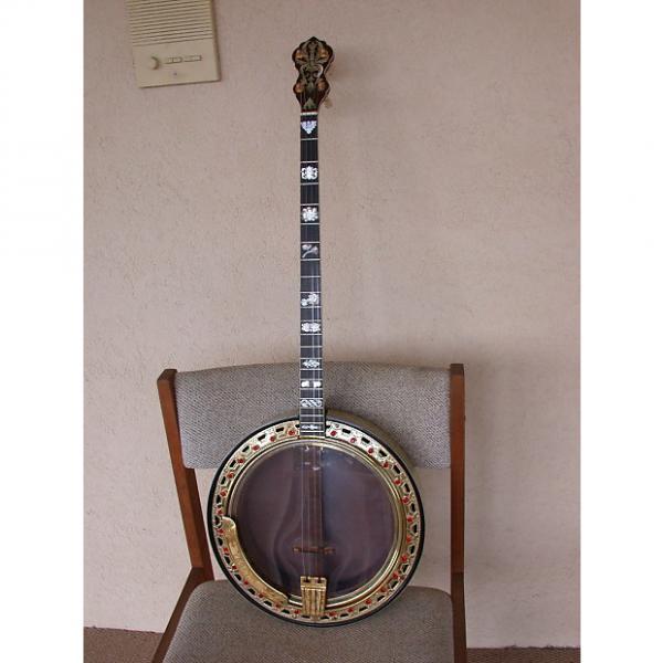 Custom Vega Renee Karnes Restoration VegaVox  Deluxe Plectrum Banjo circa 1929 #1 image