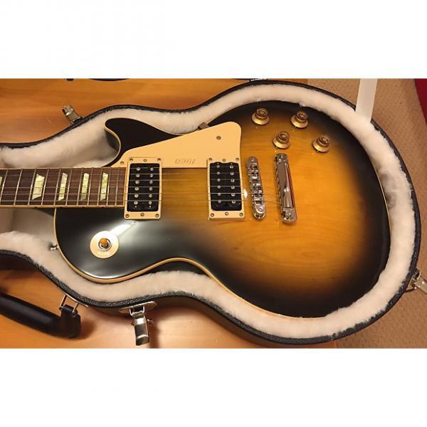 Custom 2008 Gibson Les Paul Classic - Vintage Sunburst (Tobacco Burst) #1 image